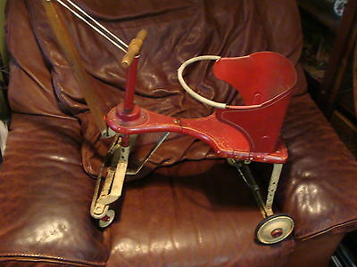 Early Adjustable TAYLOR TOY STROLLER w/ foldable handle, SO EARLY