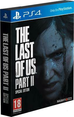 The Last of Us Parte II Special Ed. [UK] PS4: PREORDER 19 GIUGNO 2020