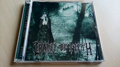 Cradle Of Filth - Dusk And Her Embrace (CD 1996)