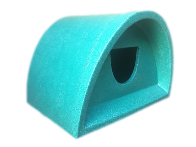OUTDOOR CAT SHELTER / KENNEL at £49.00 PLASTIC CAT HOUSE  COSY CAGES