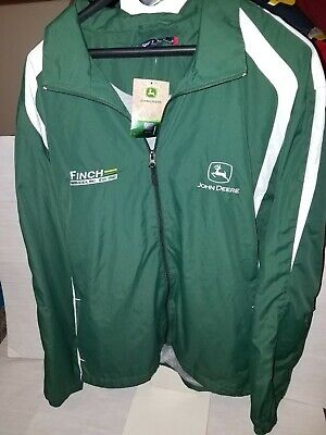 Mens John Deere Dealer Jacket New With Tags Size Xxl