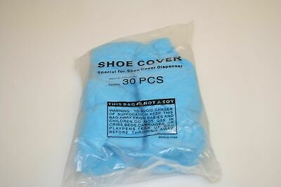 Machine made disposable Cloth Non-skid Shoe Covers