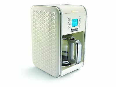Morphy Richards Vector Pour Over Coffee Machine Vector 163004 Cream Pour-Over