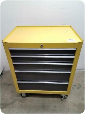 5 Drawer Cabinet Medical Cart % (243052)