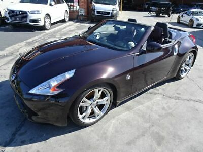 2012 Nissan 370Z Touring 2012 Nissan 370Z Salvage Damaged Vehicle! Priced To Sell! Wont Last! L@@K!!