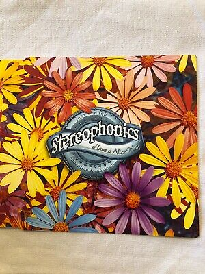 Stereophonics - Have A Nice Day - CD Single