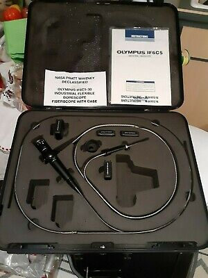 Olympus IF6C5-30 Industrial FiberScope w/ case