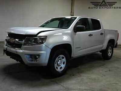 2016 Chevrolet Colorado 4WD 2016 Chevrolet Colorado Clean Title Damaged Priced To Sell!! Won't Last L@@K!!
