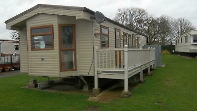 Cheap Static Caravan For Sale In Lincolnshire Offsite - Free Uk Delivery
