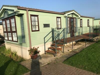 Static Caravan For Sale Offsite In Lincolnshire - Free Uk Delivery