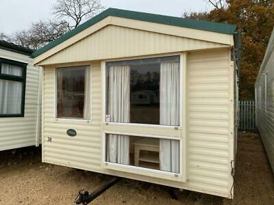 CHEAP STATIC CARAVAN FOR SALE OFFSITE IN SLEAFORD LINCOLNSHIRE near boston