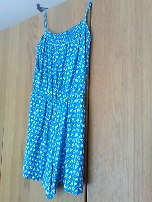 Fantastic Mini Boden Playsuit. Excellent used condition 11 to 12 years