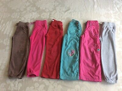 Girls Trousers 4-5 years bundle in good condition