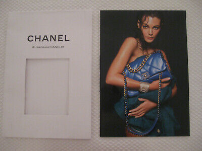 Chanel CHANEL19 Handbag Fall-Winter 2019/2020 Catalog - New