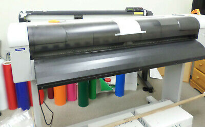 Mutoh Valuejet VJ-1204 Solvent Printer