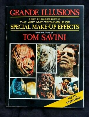 Grande Illusions, Art and Technique of Special Make-Up Effects, Tom Savini