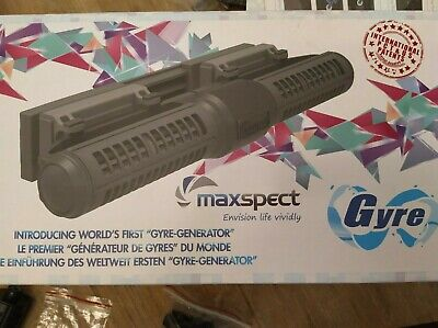 Maxspect Gyre XF-130 Powerhead Aquarium Pump With Controller Motor Defect Read!