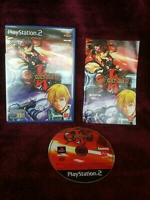 Guilty Gear X2 Reload (Sony PlayStation 2, 2004) - Pal