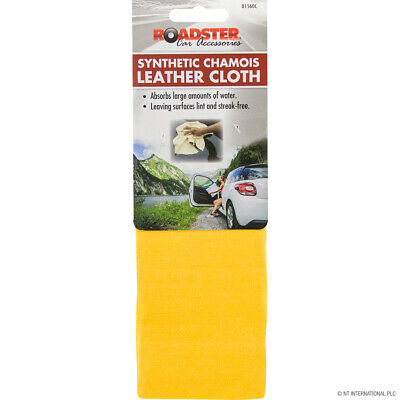 Chamois Leather Large Natural Car Cleaning Cloths Washing Drying Towels