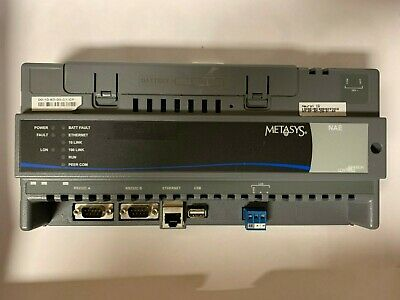Johnson Controls Metasys MS-NAE3524-1 Controller REV L