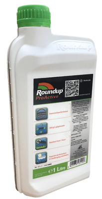 Roundup Pro Active 360 1L Glyphosate Strong Weedkiller
