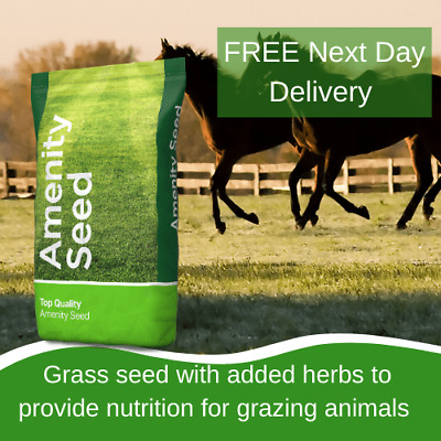 Premier Paddock Grass Seed With Herbs 13.25Kg