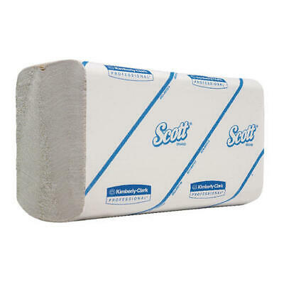 Scott PerFormance Hand Towels Interfolded 1-Ply White 300 Sheets (Pack of 15) 66