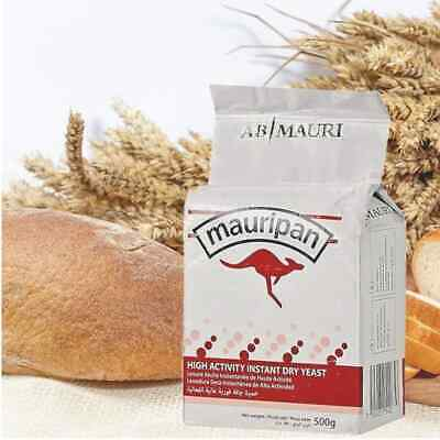 500G PACK OF MAURIPAN HIGH ACTIVITY INSTANT YEAST  expiry date  12-2021    #####