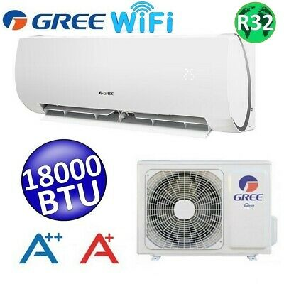 *** GREE MUSE Wifi 18000 BTU *** / CLIMATISATION REVERSIBLE / A++