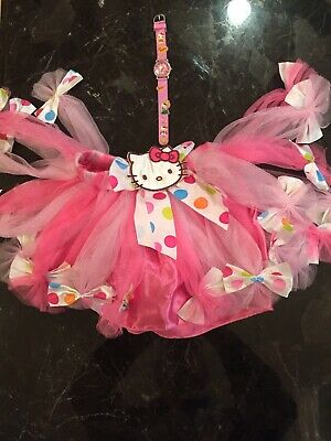 Hello Kitty Adorable Tutu & Childs Watch