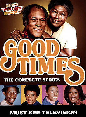 Good Times - The Complete Series (DVD, 2015, 11-Disc Set) - NEW!!