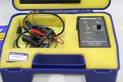Intermotor 16000 Advanced re-programmable Electronic Ignition Module Tester