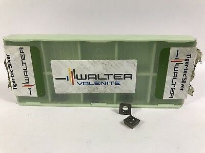 10 Walter Indexable Inserts WTL274 P29475-08-0 NOS