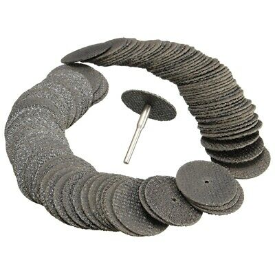 New 100Pcs 32mm Fiberglass Reinforced Cut Off Wheel Discs For FIT Rotary To A7M1