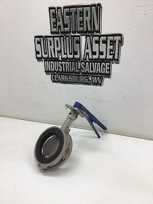 "Keystone Figure 990 4"" Butterfly Valve *NEW*"