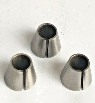 """Porter-Cable 684718 1/4"""" Collet - Pack of 3"""