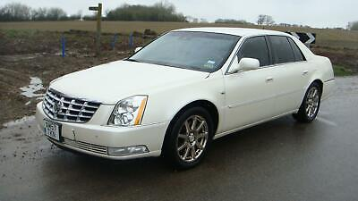 2008 Cadillac Dts Northstar 32V V8 Left Hand Drive Lhd Leather Auto Fully Loaded