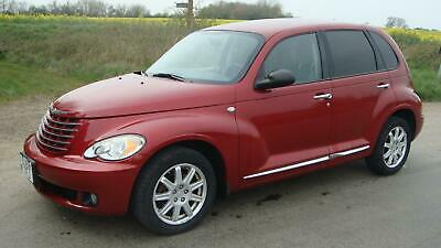2010 Chrysler Pt Cruiser Left Hand Drive Lhd Automatic Aircon Only 30,000 Miles