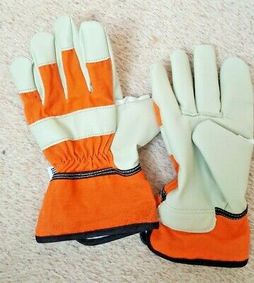 BRIERS GARDENING GLOVES SEED AND WEED GARDENERS MEDIUM SIZE GREEN FREEPOST!