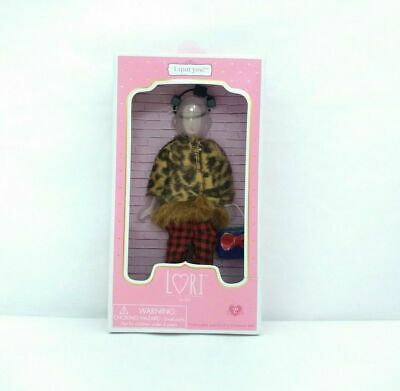 "Lori by Our Generation 6"" Doll  - I Spot You - Clothing Outfit Set NEW in Box"