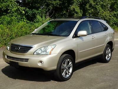 2006 Lexus RX 400h RX400h HYBRID IMMACULATE CONDITION! UNROOF LEATHER HEATED/MEMORY SEATS CD-CHANGER XENON LIGHTS COLD AC RUNS GREAT