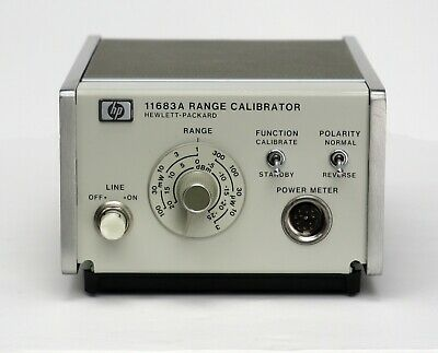 HP / Keysight 11683A Power Meter Range Calibrator