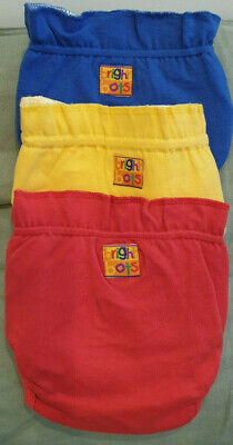 Bright Bots - Nappy Pilcher (Cover's) – Size 000 - 3 Pack