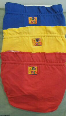 Bright Bots - Nappy Pilcher (Cover's) – Size 00 - 3 Pack
