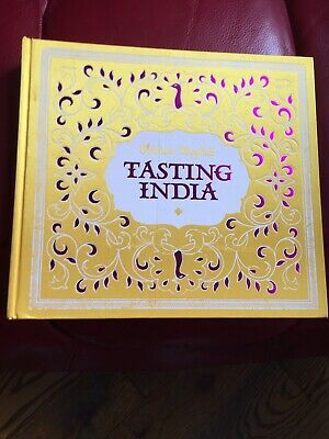 Tasting India By Christine Manfield (2011) - Brand New Sealed Book