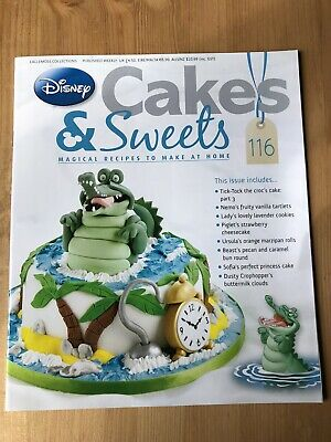 Disney Cake And Sweets Magazine Issue 116