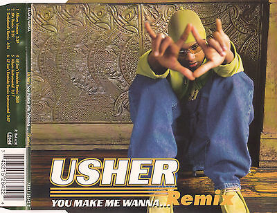 Usher : You Make Me Wanna... (Remix) / Cd - Top-Zustand