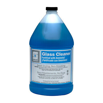 Case of 4 Gallons Spartan Glass Cleaner