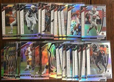 2020 Prizm Draft Football SILVER #1-170 ! You Pick ! Loaded ! Rookies & Vets !