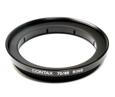 Contax 70/86 70 86 Ring **A-rank** Condition